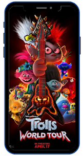 Troll World Tour Wallpaper For Pc, Windows 10/8/7 And Mac – Free Download 1