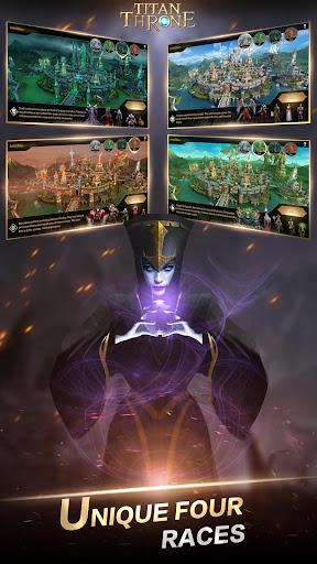 Titan Throne apktram screenshots 7