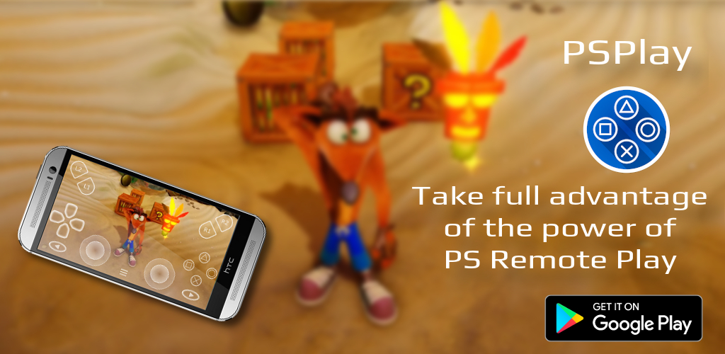 PSPlay: Unlimited PS Remote Play (PS5/ PS4) poster 0