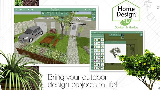 Home Design 3D Outdoor/Garden 4.4.1 Screenshots 3