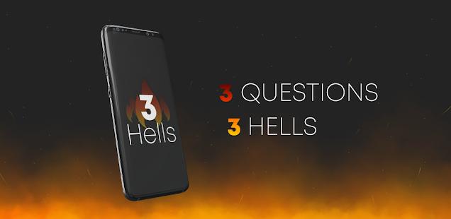 Download Three Hells - Hardest & entertaining Riddles For PC Windows and Mac apk screenshot 2