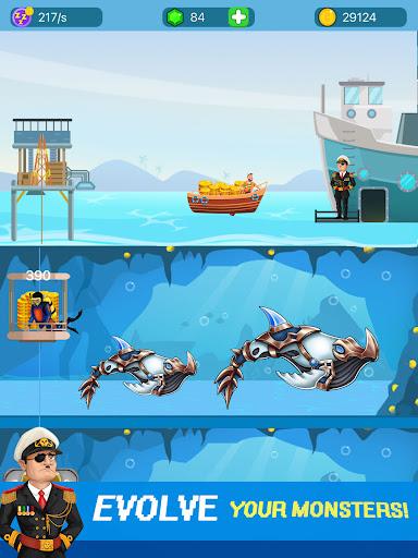 Sea Jurassic Tycoon  screenshots 2