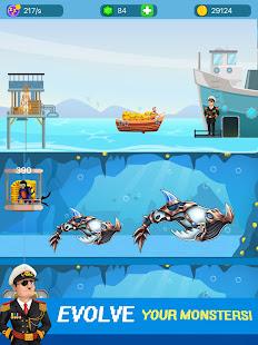 Sea Jurassic Tycoon 12.97 screenshots 2