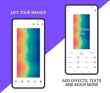 Creative App Wallpapers Ringtones v2.8 MOD APK 6