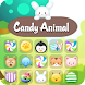 Candy Animal - Match 3 No Ads - Androidアプリ