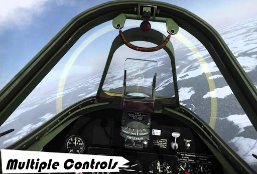 Modern Jet War Planes : Air Fighter Warfare Strike apkpoly screenshots 3
