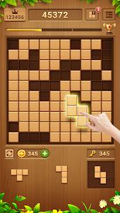 Wood Block Puzzle – Free Classic Block Puzzle Game 4