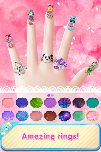 ud83dudc85ud83dudc85Princess Nail Makeup Salon 3.0.5017 screenshots 9
