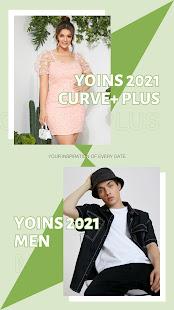 YOINS -ファッション服-あなたのワードローブ