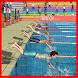 世界選手権大会水泳キッズ