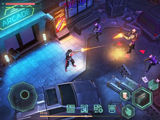 Cyberika: Action Adventure Cyberpunk RPG 1.0.0-rc326 screenshots 9