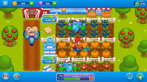 Mega Farm - Idle Clicker 0.14.0 screenshots 5