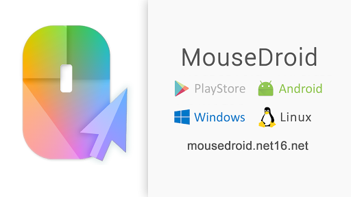 Foto do MouseDroid - Gyroscopic Remote Mouse Input
