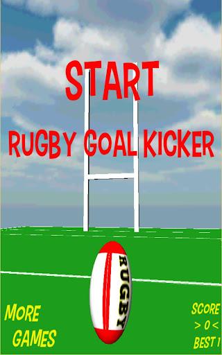 rugby goal kicker screenshot 1
