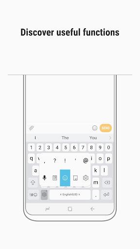 Samsung Keyboard  Screenshots 2