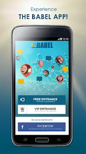 BABEL: International Chat & Dating 18.01 Screenshots 1