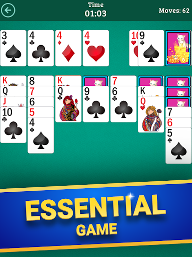 Bitcoin Solitaire - Get Real Free Bitcoin! android2mod screenshots 12