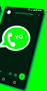 YO Whatsapp Plus APK New Version Upgrade 2021 3