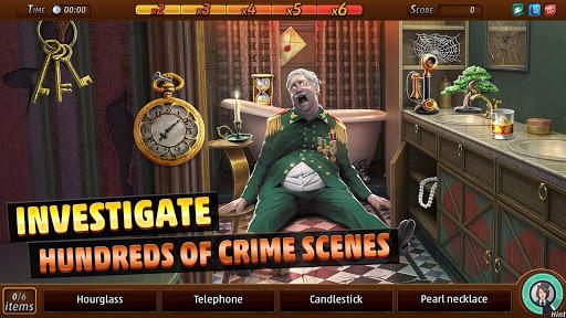 Criminal Case: Mysteries of the Past Apkfinish screenshots 6
