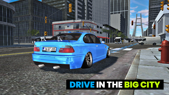 Car Parking 3D: Modified Car City Park and Drift screenshots apk mod 2