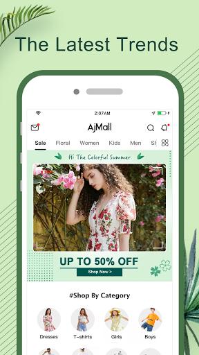 AjMall - Online Shopping Store  Screenshots 2