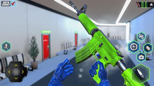 FPS Shooter 3D- Free War Robot Shooting Games 2021  screenshots 6