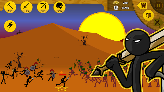 Stick War: héritage  screenshots 4