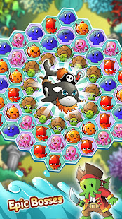 Ocean Blast u2013 Match 3 Puzzler Game 6.7.0 screenshots 13
