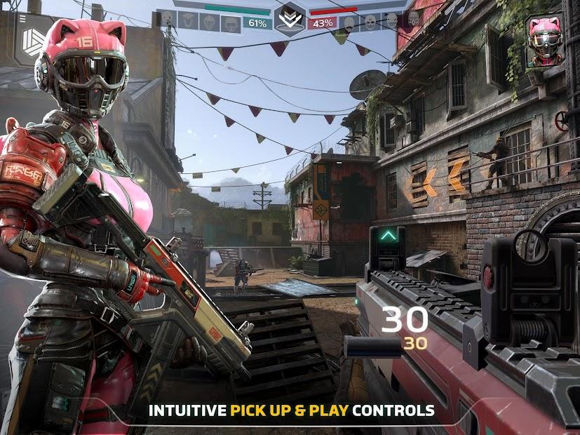 Modern Combat Versus: New Online Multiplayer FPS screenshot 16