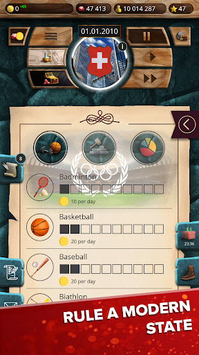 Modern Age u2013 President Simulator 1.0.61 screenshots 4