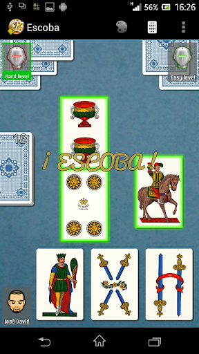 Escoba / Broom cards game 1.3.4 Screenshots 7