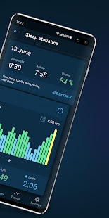 Sleepzy: Sleep Cycle Tracker & Alarm Clock Screenshot