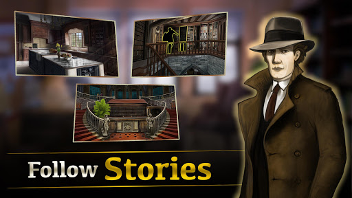 Detective & Puzzles - Mystery Jigsaw Game  screenshots 5