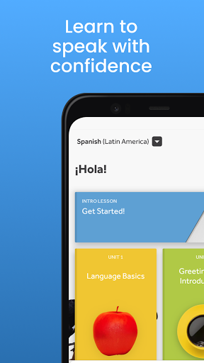 Rosetta Stone: Learn, Practice & Speak Languages  screenshots 1