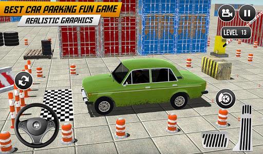 Prado Car Parking Game: Extreme Tracks Driving 3D  screenshots 7