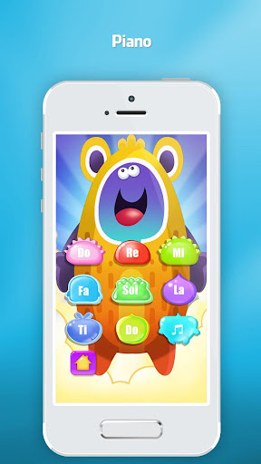 Phone for kids baby toddler - Baby phone apkpoly screenshots 2