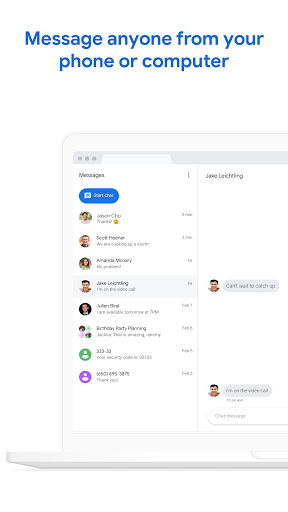 Messages screenshots 8