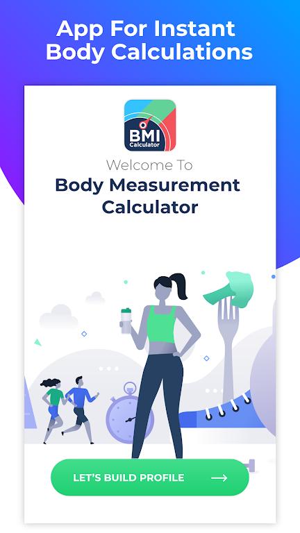 BMI Calculator: Body Fat Percentage & Ideal Weight  poster 0