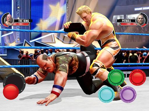Pro Wrestling Games: Fighting Games 2021 2.5 Screenshots 7