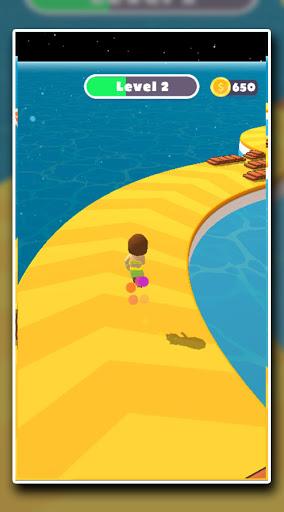 Stack Up Race 3D screenshots 1