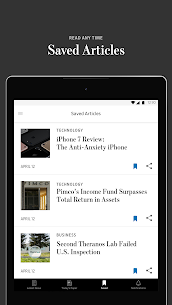 The Wall Street Journal Mod Apk (Subscribed/Paid Features Unlocked) 8