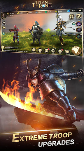 Titan Throne apktram screenshots 10