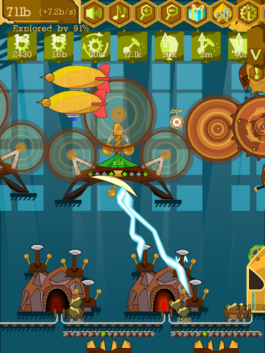 Steampunk Idle Spinner: Coin Factory Machines 1.9.3 screenshots 13