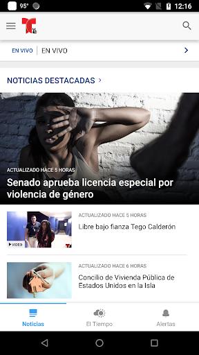 Telemundo Puerto Rico 6.14 Screenshots 2