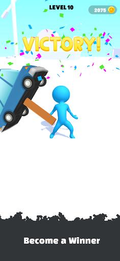 Draw Hammer - Drawing games screenshots 4