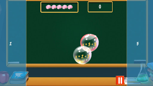 Learn Algebra Bubble Bath Game For PC Windows (7, 8, 10, 10X) & Mac Computer Image Number- 13