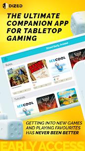 Free Dized – The Board Game Companion Apk Download 2021 1