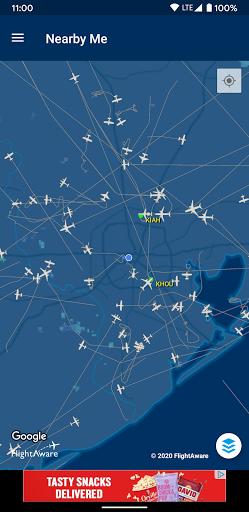 FlightAware Flight Tracker 5.6.6 Screenshots 1