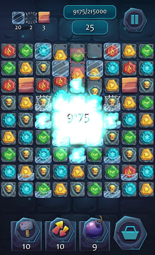 Secrets of the Castle - Match 3 1.55 screenshots 11