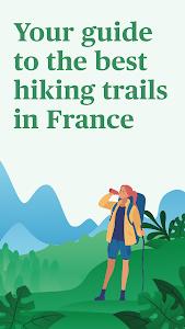 Hika - Best hiking trails in France 1.5.2